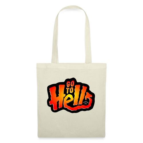 Go to Hell - Sac en tissu