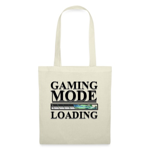 Gaming Mode Loading - Stoffbeutel