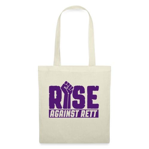 Rise against Rett - Tote Bag