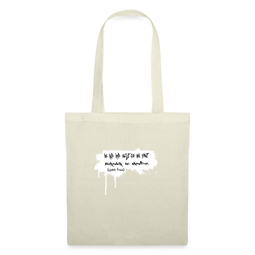 citation snoop noir - Tote Bag