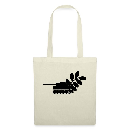 Global Campaign on Military Spending - Logo gray - Tote Bag