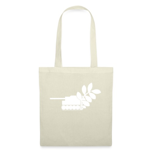 Global Campaign on Military Spending Logo v1 - Tote Bag