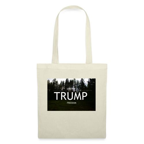 TRUMP, Freedom & Liberty - Tote Bag