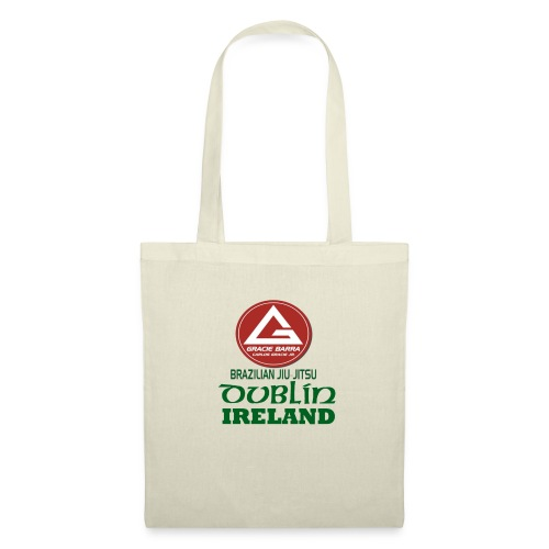 Gracie Barra Dublin Gaelic Celtic Font PNG - Tote Bag