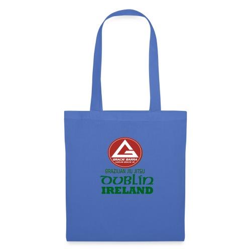 Gracie Barra Dublin Gaelic Celtic Font PNG - Tote Bag