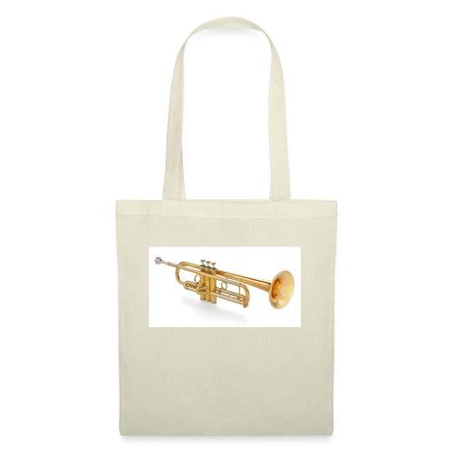 the trumpet - Stoffbeutel