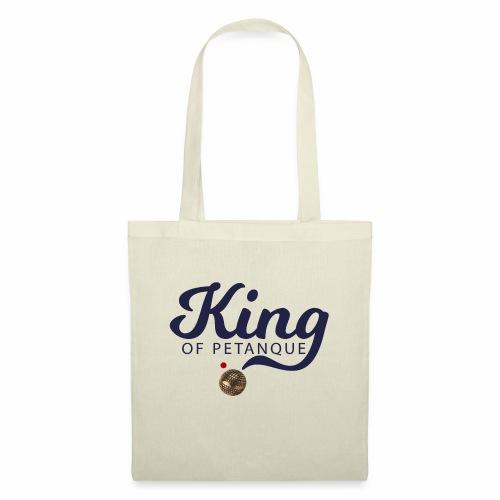 KING OF PETANQUE - Sac en tissu