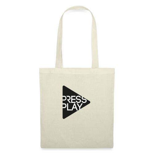 PressPlay logo - Tote Bag