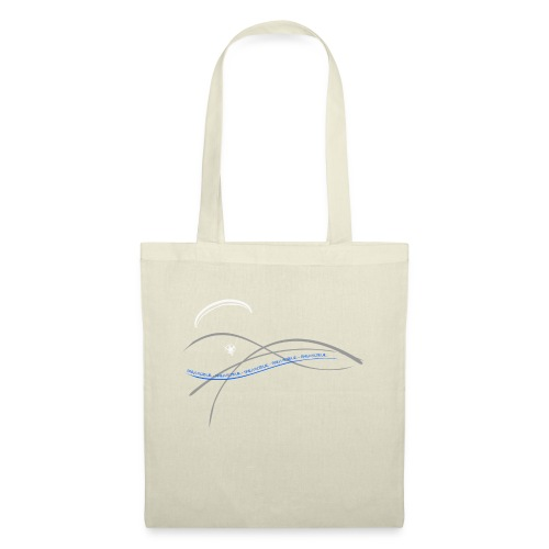 Libert'All paramoteur 3 Brins bleu - Tote Bag