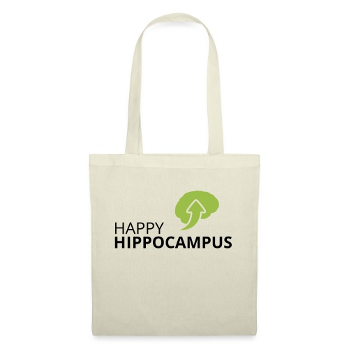 HappyHippocampus - Stoffbeutel