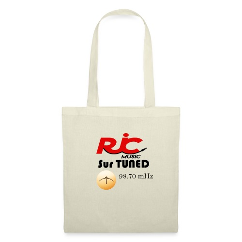RJC sur TUNED - Tote Bag