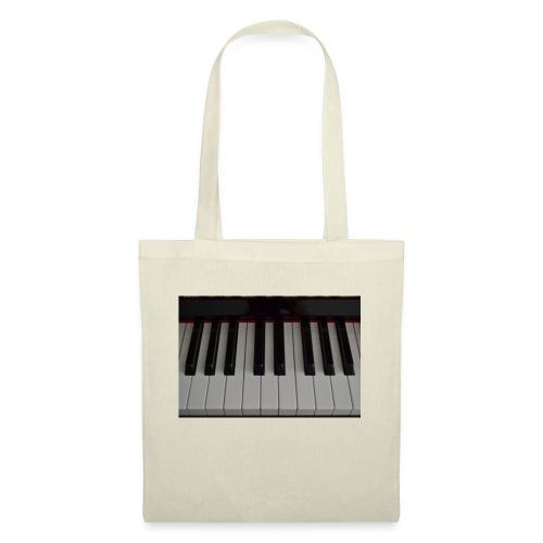 Piano - Tas van stof