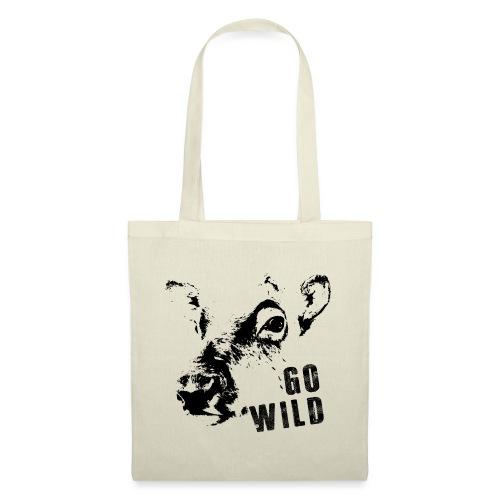 Go Wild - Stoffbeutel