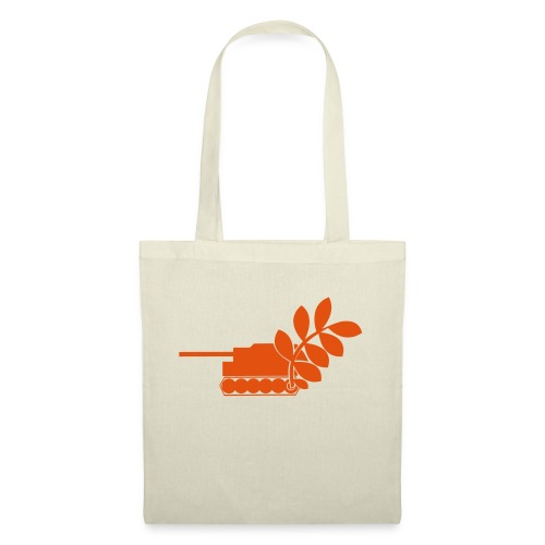 Global Campaign on Military Spending Logo v2 - Tote Bag