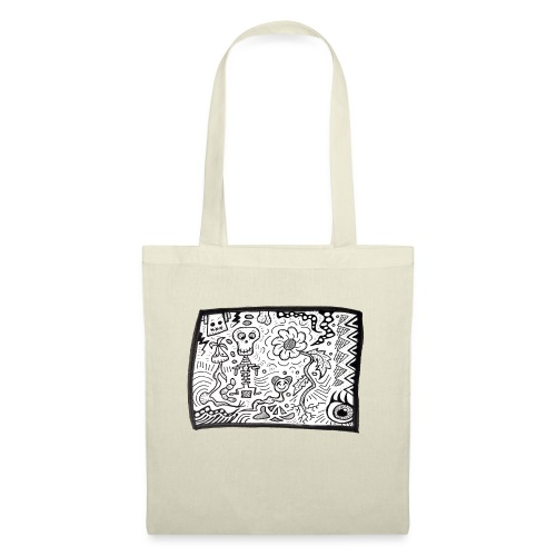 CrazyBunch - Tote Bag