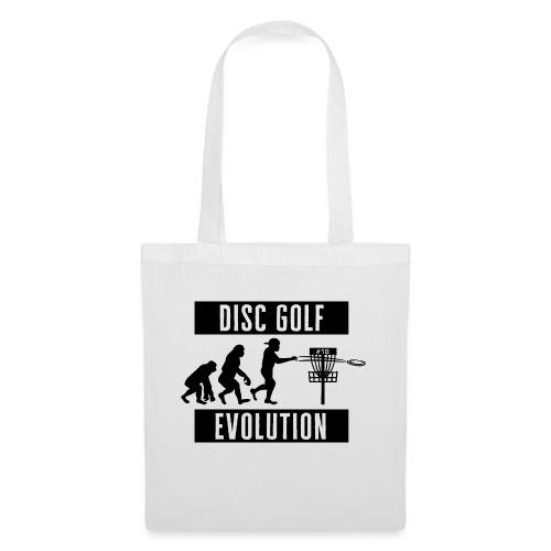 Disc golf - Evolution - Black - Kangaskassi