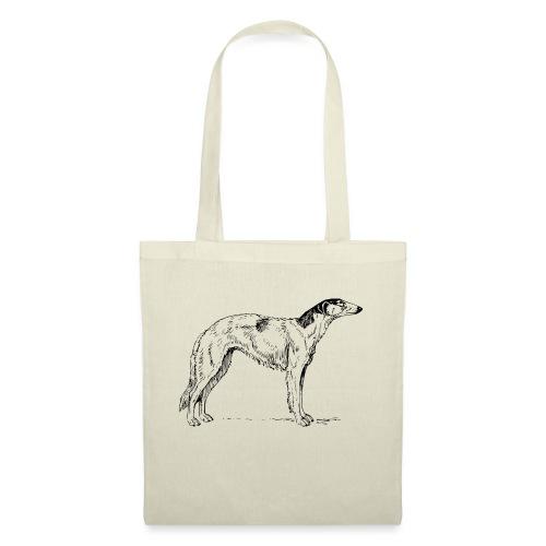 Windhund - Stoffbeutel