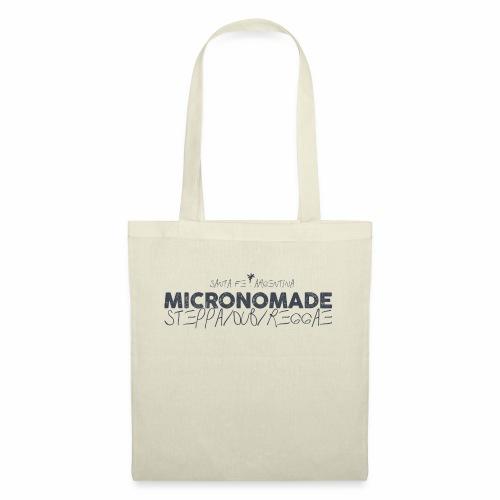 Micronomade steppa sub reggae - Bolsa de tela