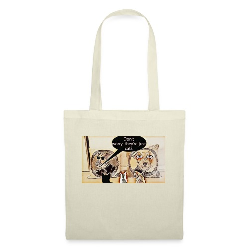 Dogs VS Cats - Tote Bag