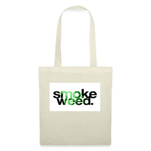 smoke weed - Stoffbeutel