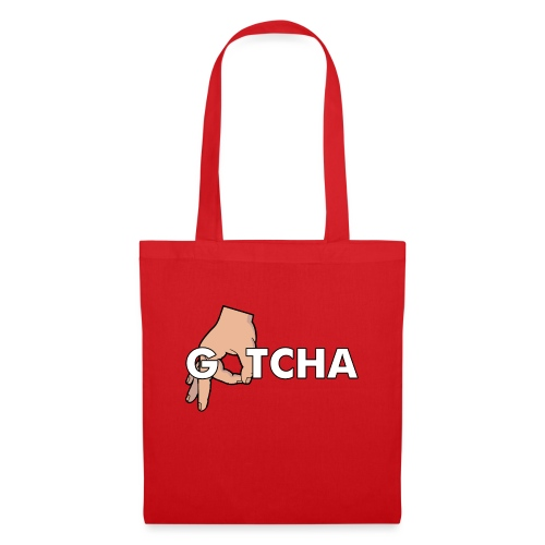 Gotcha Made You Look Funny Finger Circle Hand Game - Tote Bag