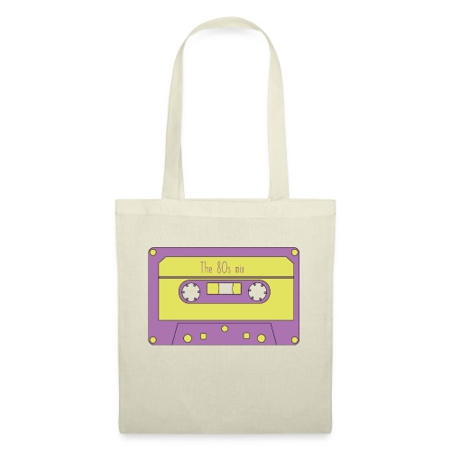 The 80s Mix - Stoffbeutel