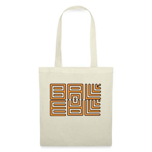 Wa-Dee-Ba Orange Edition - Sac en tissu
