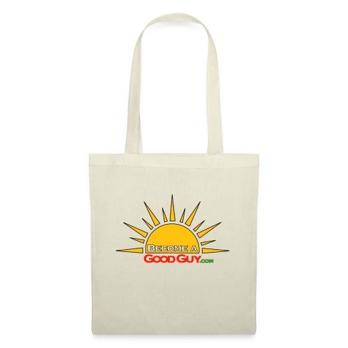 BecomeAGoodGuy Merchandise - Tas van stof