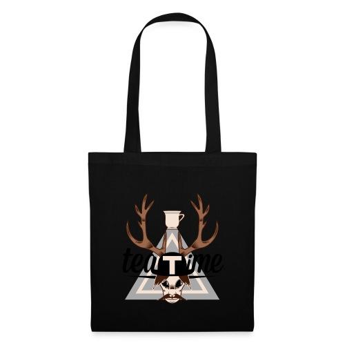 Logo TeaTime - Tote Bag