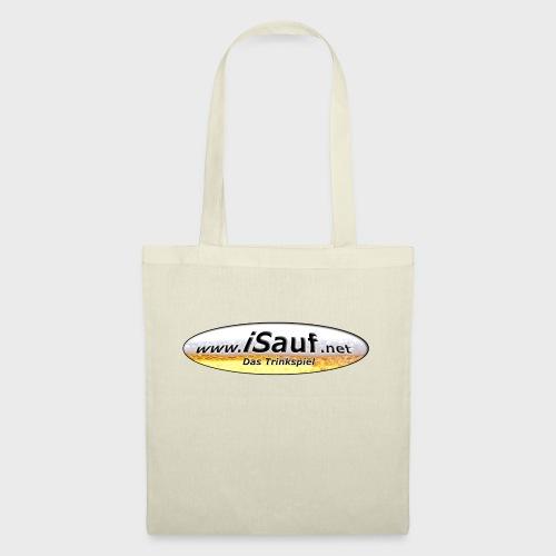 iSauf Logo - Stoffbeutel