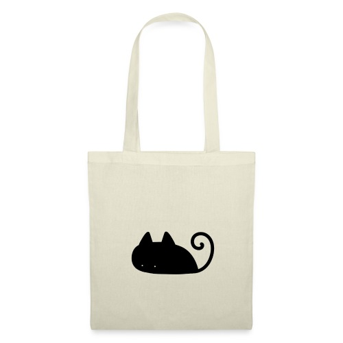 Midnight Cat - Tote Bag