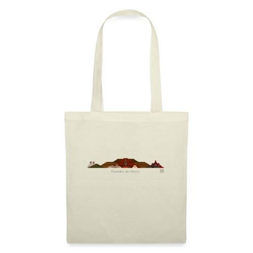 pyramides3 - Tote Bag