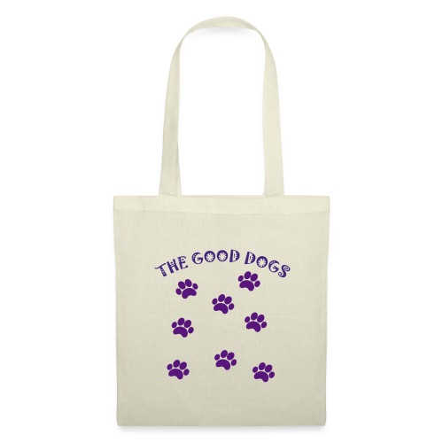 the good dogs - Bolsa de tela