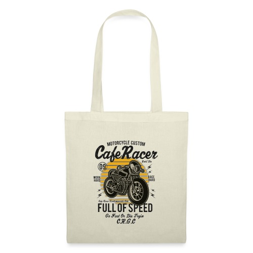 Full of speed - Tote Bag