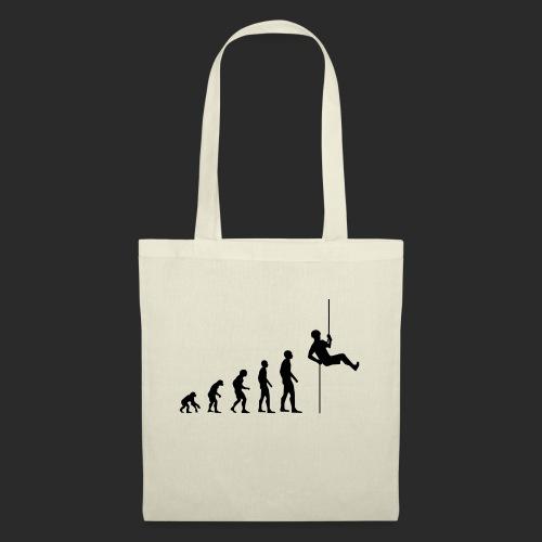 Climbing Evolution - Stoffbeutel
