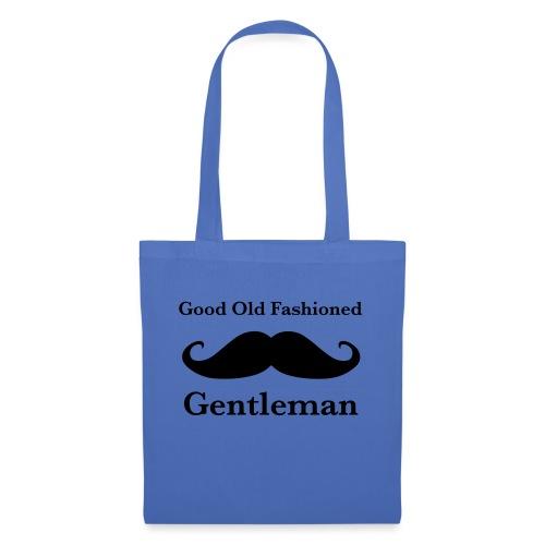 Gentleman's Moustache - Tote Bag