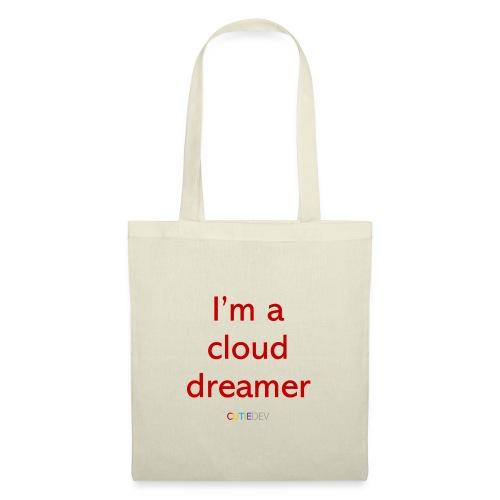 Cloud Dreamer Collection - Borsa di stoffa