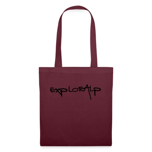 exploralp test oriz - Tote Bag