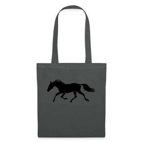 Cavallo - Borsa di stoffa