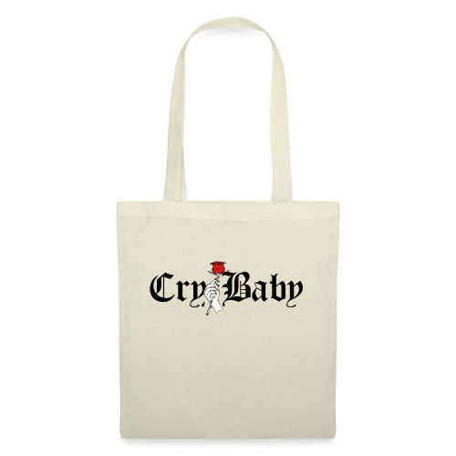 Cry Baby Rose plus étroit - Tote Bag