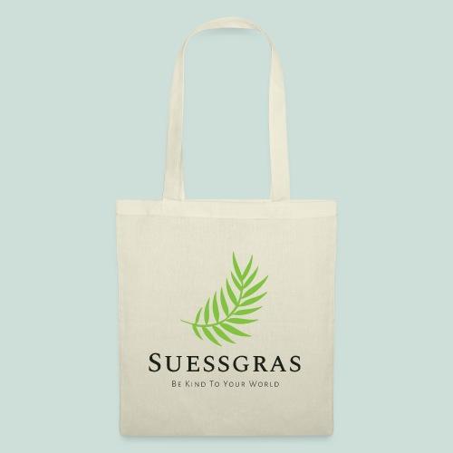 SUESSGRAS GREEN LEAF - Stoffbeutel