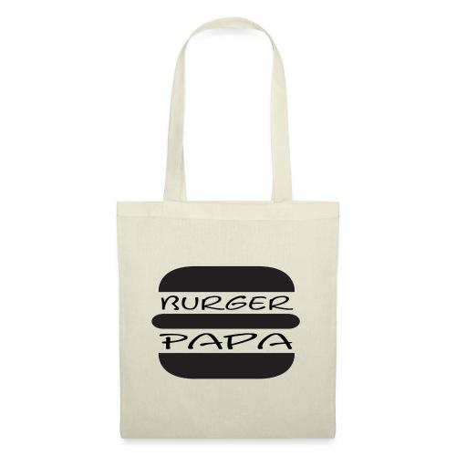 Burger Papa - Der hat´s drauf - Stoffbeutel