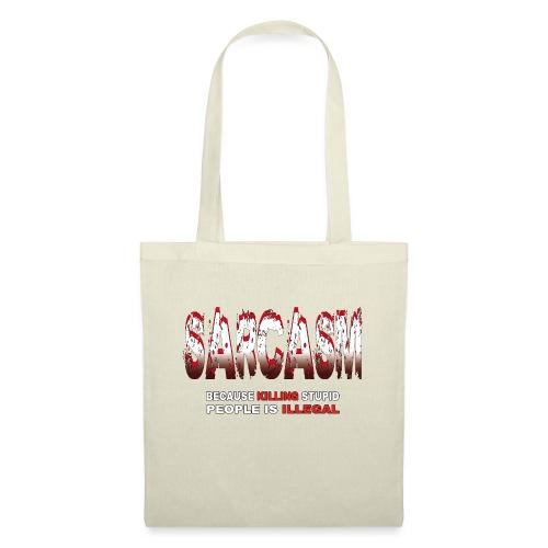 SARCASM - Tote Bag