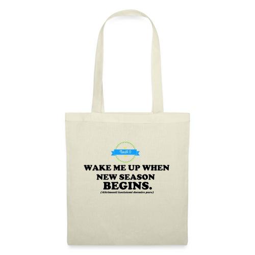 wake_me_up_when - Borsa di stoffa