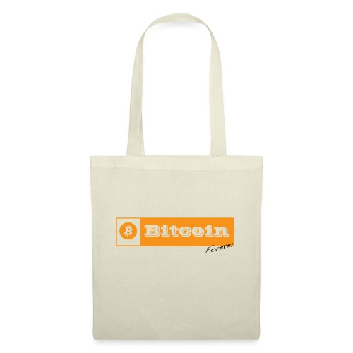 Bitcoin Forever - Tote Bag