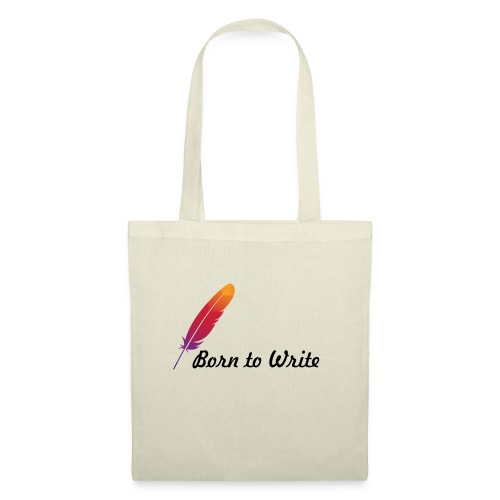 Born to write - Tote Bag