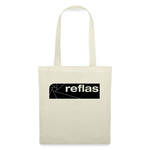 Reflas Clothing Black/Gray - Borsa di stoffa