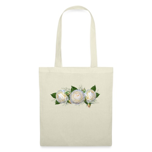 rose Blanche - Tote Bag