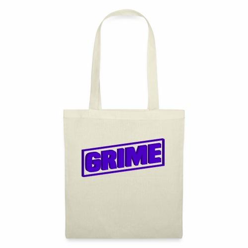 grime - Tote Bag