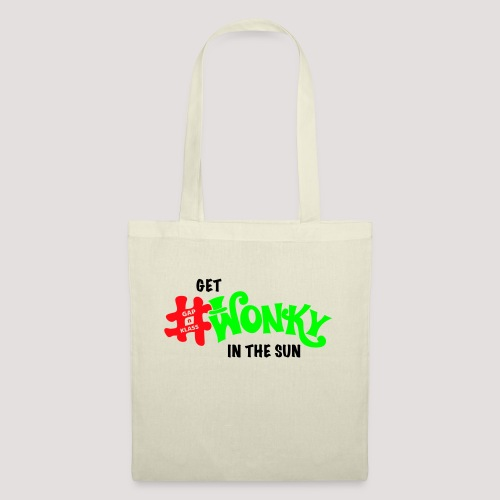Wonky in the sun - Tote Bag